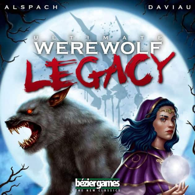 Ultimate Werewolf Legacy $29.99 Shipping or in store pickup