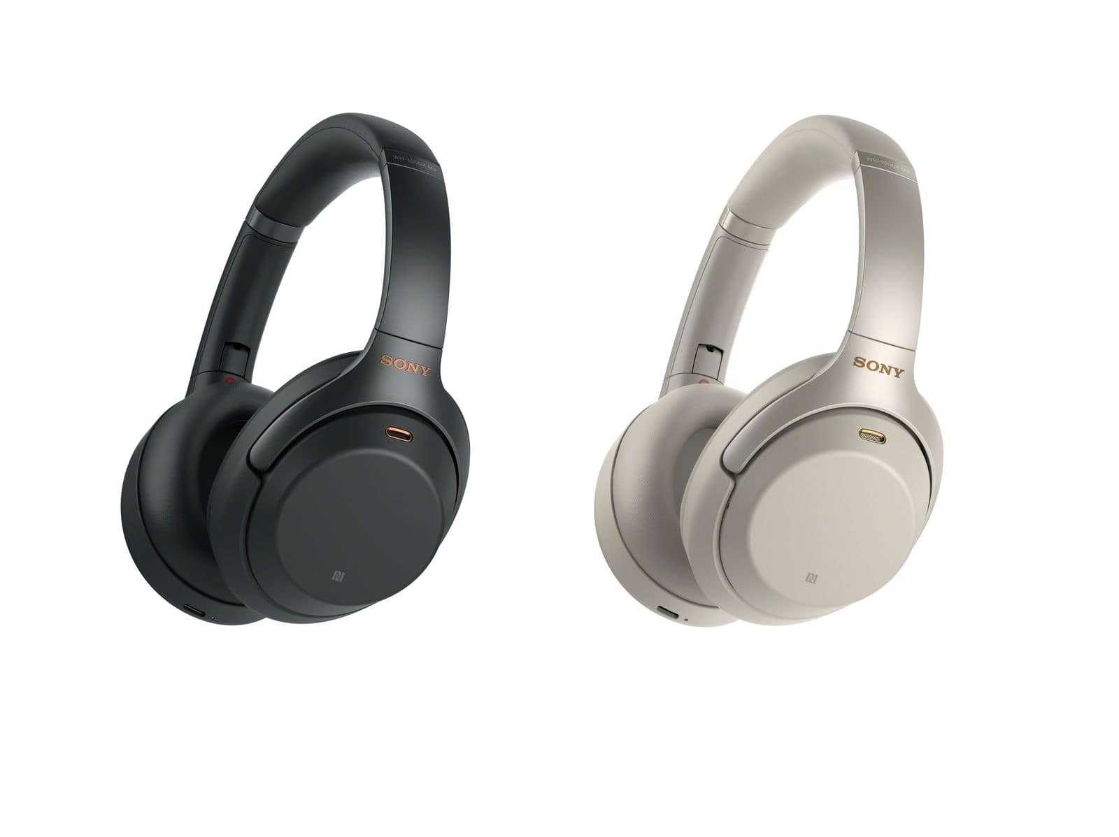 Sony WH-1000XM3 Wireless Noise Canceling Over-Ear Headphones (Black or White) - Manufacturer Refurbished $199.99