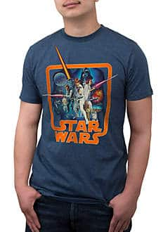 3 T Shirts Select styles Star Wars and others $8.99 plus as low as $2 ship Belk $10.99