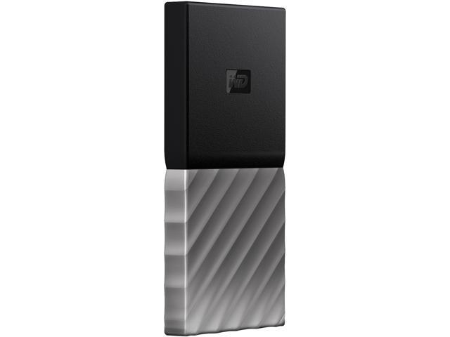 WD My Passport SSD 512GB USB 3.1 External Solid State Drive $89.99
