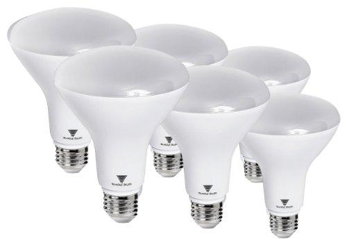 6-Pack LED Dimmable 8 Watt Soft White Flood-light Light Bulbs for $28.34 on Amazon
