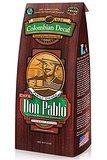 Cafe Don Pablo Gourmet Coffee Medium-Dark Roast Whole Bean, Colombian Supremo, 2 Pound $  13.99 @ Amazon