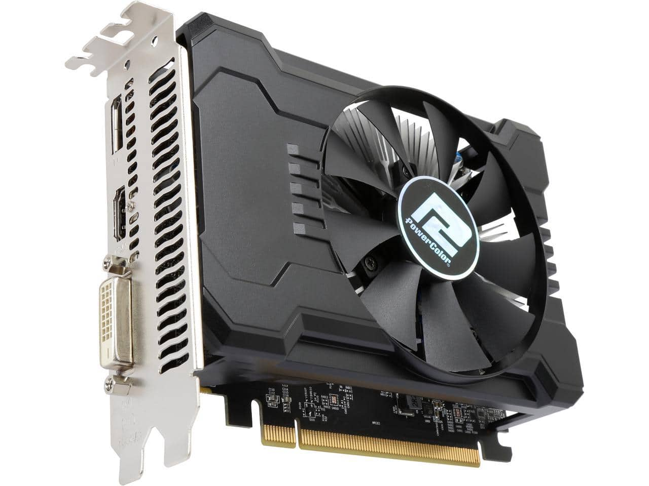 PowerColor Radeon RX 560 2GB - $79.99 AR/AC ($109.99 - $20 rebate - $10 w/ Masterpass coupon: MPBTS17)