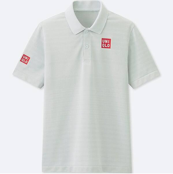 Uniqlo men nk dry-ex short-sleeve polo shirt $14.90 + free shipping