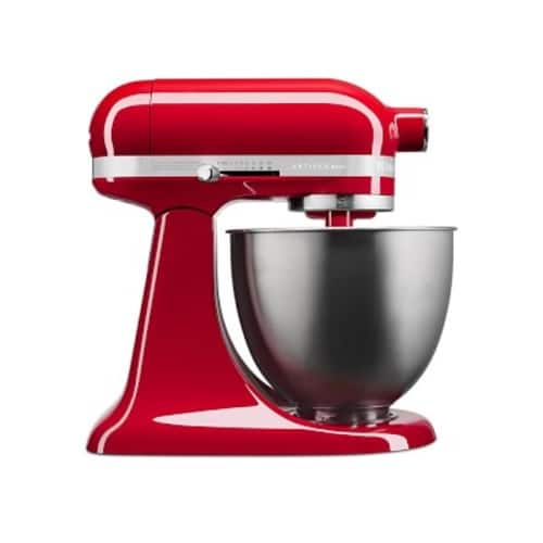 KitchenAid® Artisan Mini Stand Mixer at Amazon for $139 +FS after $60 mail in rebate