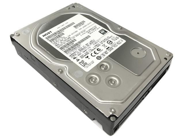 """3TB HGST Ultrastar 3.5"""" 7200 RPM Internal Hard Drive (Refurbished) $40 + Free S&H"""
