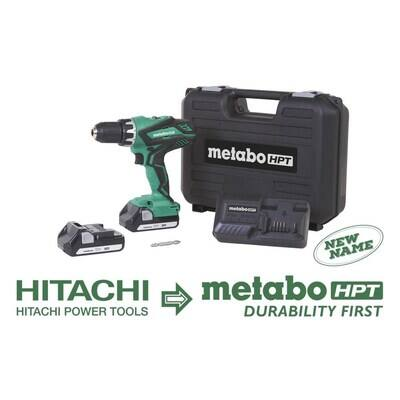Hitachi Drill with 2 batteries & Charger  - $50 From Lowes YMMV