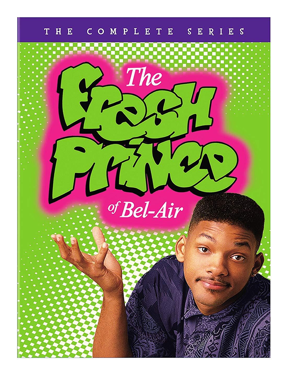 VUDU: Fresh Prince of Bel-Air Complete Series $54.99.