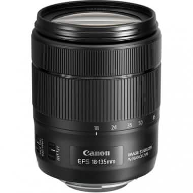 Canon EF-S 18-135mm IS USM for $319 from Deals-all-Year.com