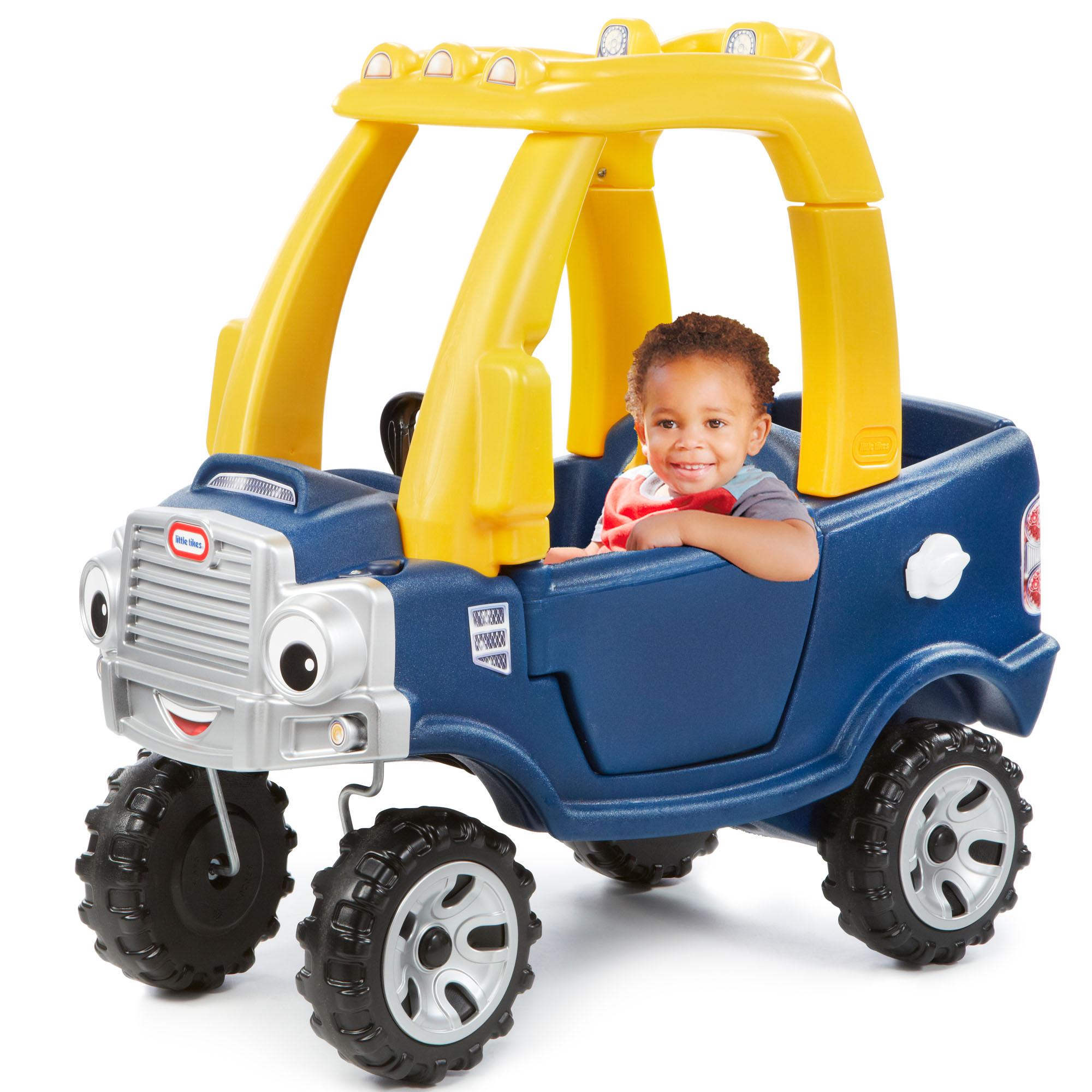 Little Tikes Cozy Truck or Princess Cozy Truck Walmart Store Clearance YMMV B&M $29