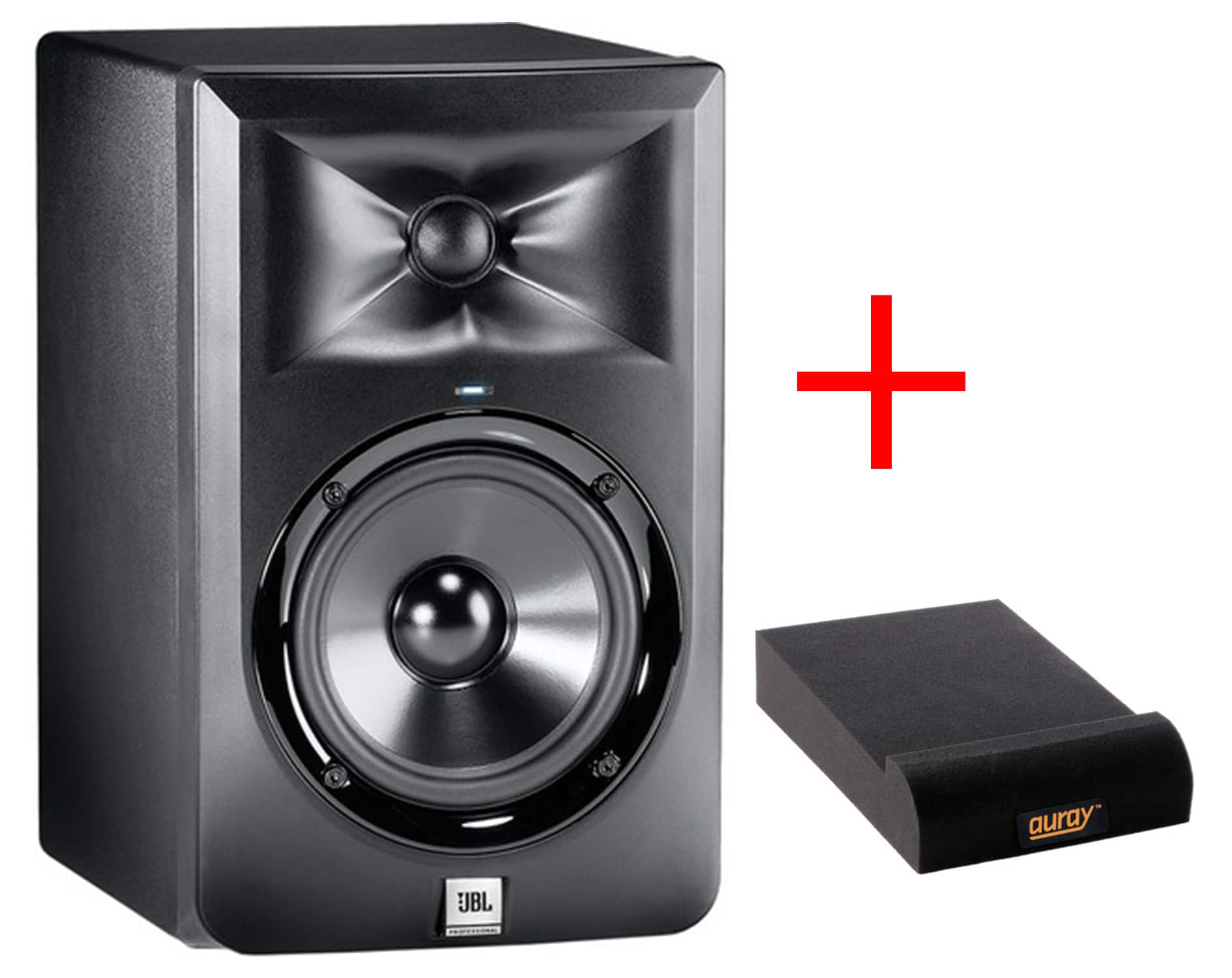 JBL LSR305 Two-Way Powered Studio Monitor w/ Free Auray IP-S Isolation Pad ($15 value) for $99.00 @ BH Photo Video