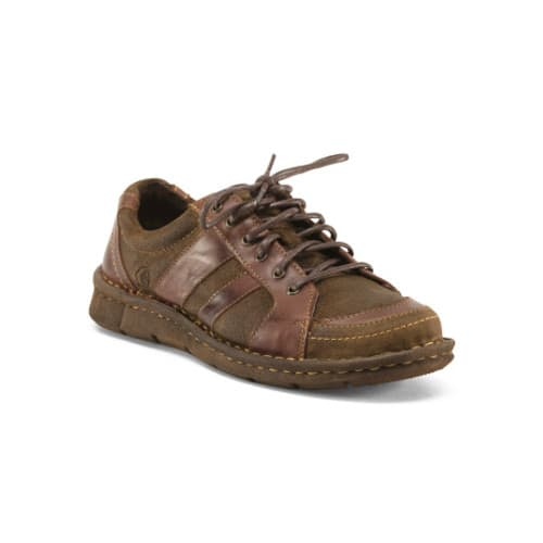 BORN Lace Up Casual Leather Shoes $29.00
