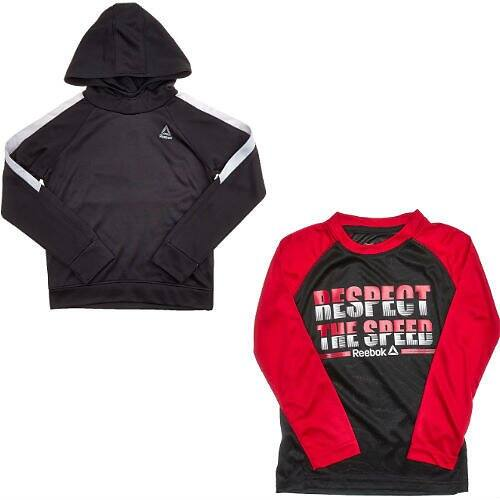 Boys' Reebok Activewear from $6.99 | Burlington