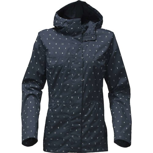 The North Face Womens Folding Travel Jacket $79.99 + fs