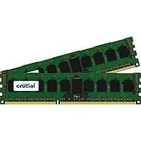 Newegg Deal: Newegg Crucial 16GB (2 x 8GB) 240-Pin DDR3 SDRAM ECC Unbuffered DDR3 Server Memory $128 AC
