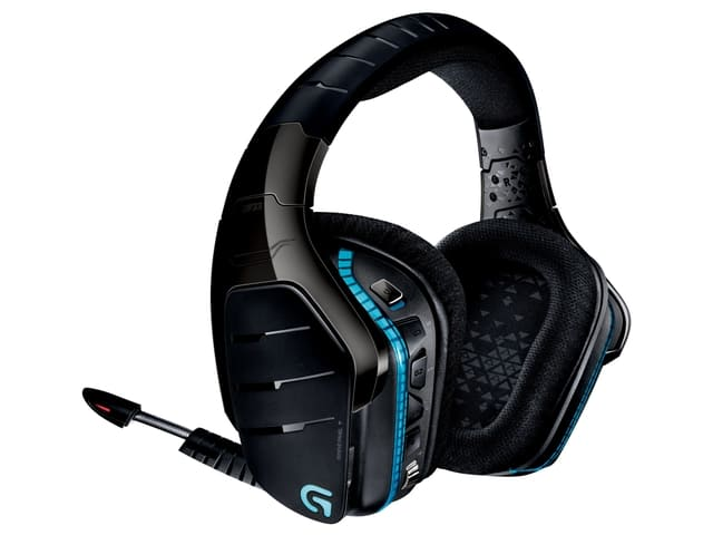 Amazon and Newegg - Logitech G933 7.1 Wireless Gaming Headset for $149.99 w/ free S/H