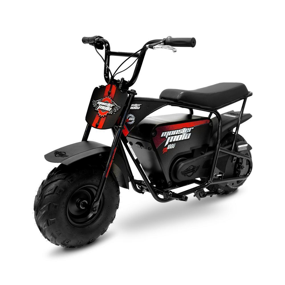 Monster Moto 1000-Watt Electric Mini Bike $199