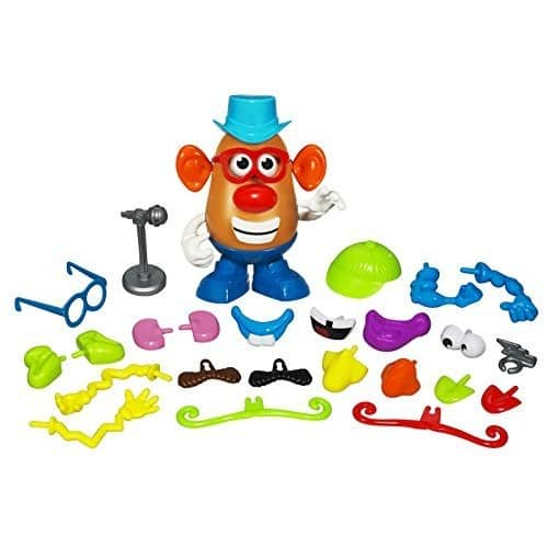 Playskool Mr. Potato Head Silly Suitcase - $11.88 + FSS @ Amazon