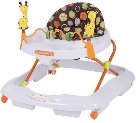 Baby Trend Walker, Safari Kingdom $26.99 + ship @walmart.com