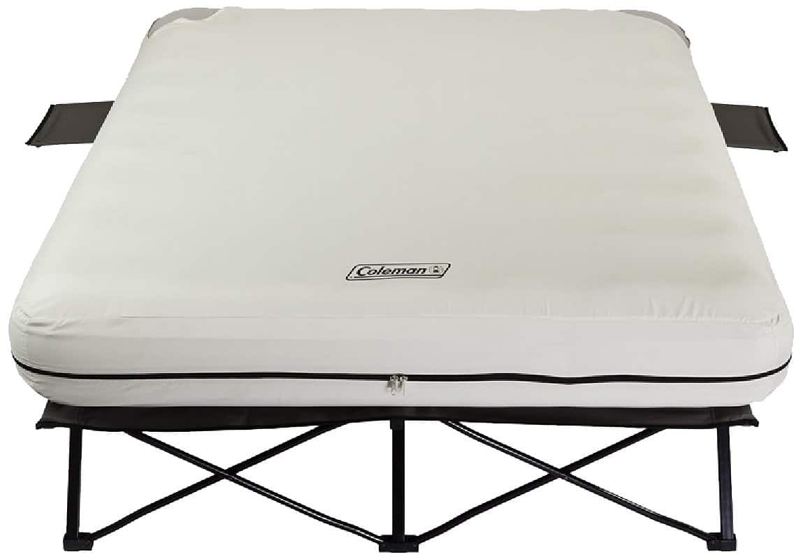 Prime Day Deal Coleman Airbed Cot - Queen $94.49