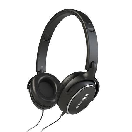 Klipsch Reference R6 On-Ear Headphones (Black) $22.4