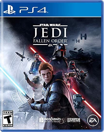 Star Wars Jedi: Fallen Order - PlayStation 4 at Amazon - $33.74 after coupon
