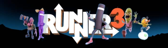 runner3 presale switch,steam 15% off