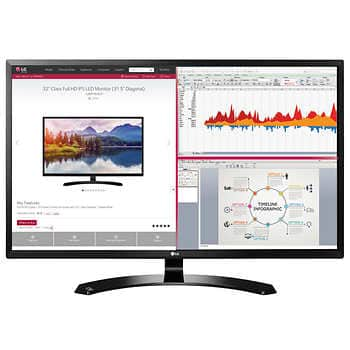 32 Inch LG IPS Full HD monitor $149