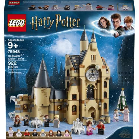 Lego Harry Potter Hogwarts Clock Tower Building Set $74.78 (AC and shipping; cheaper if can pick-up)