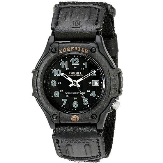 523720e3fe140 Casio Men's Forester Sport FT500 Watch - Amazon - $5