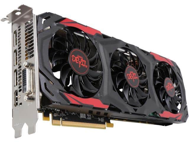 PowerColor RED DEVIL Radeon RX 570 4GB ($125 with promo code 84DAYPC47) (expires soon)