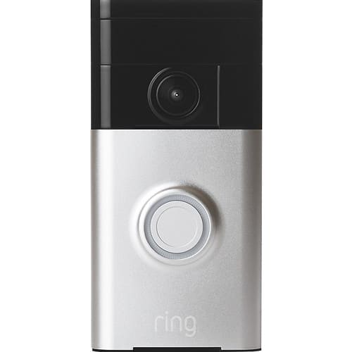 Ring Video Doorbell - $99.99