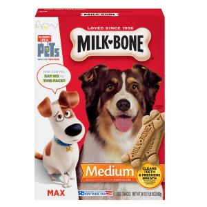 Milk-Bone Medium Breed Dog Treat for $2.99