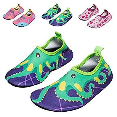 Kids Water Shoes For Boys Girls Toddlers-$6.79 + FSS@Amazon