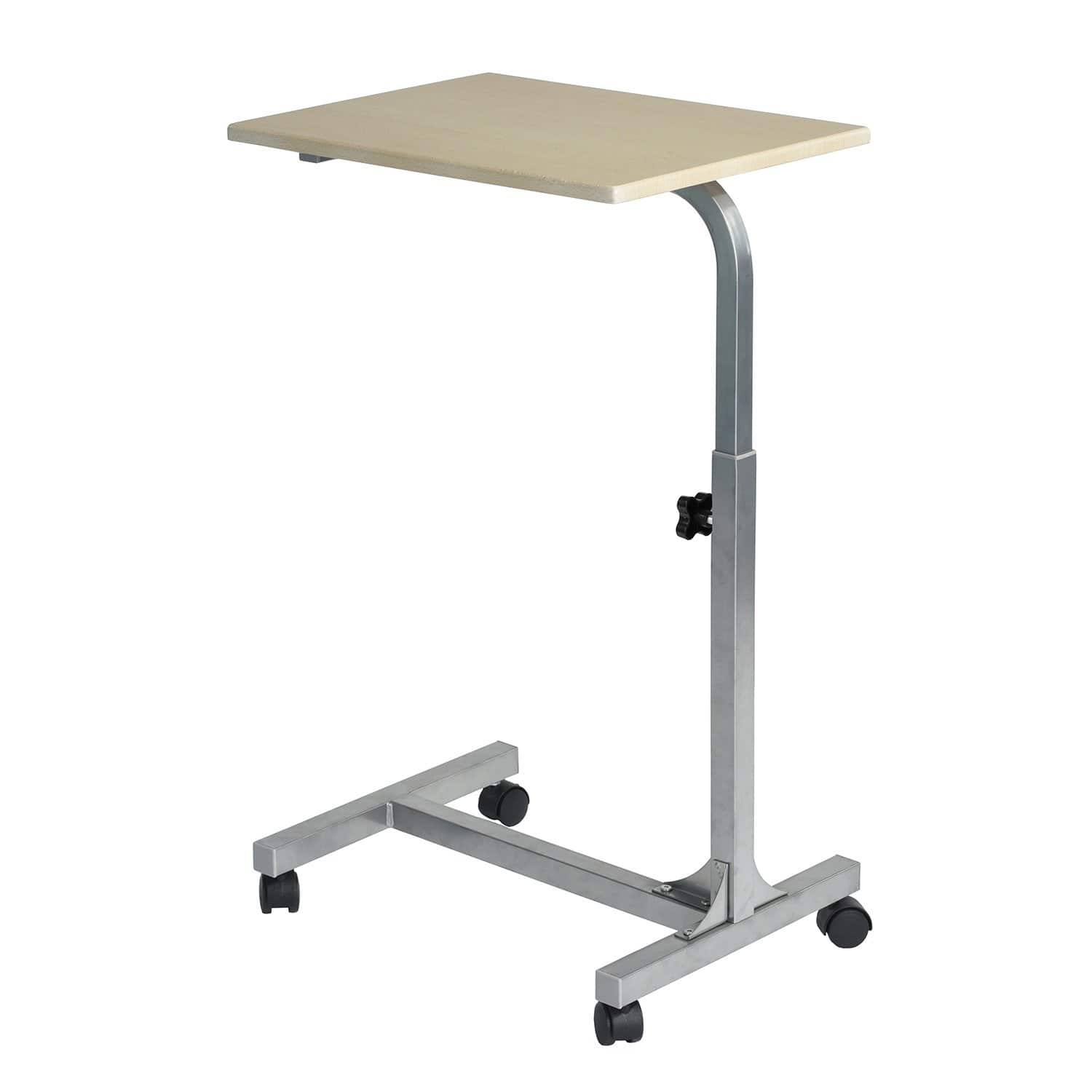 Coavas Laptop Desk Medical Adjustable Height Overbed Side Table at $26.06 AC+Amazon FS
