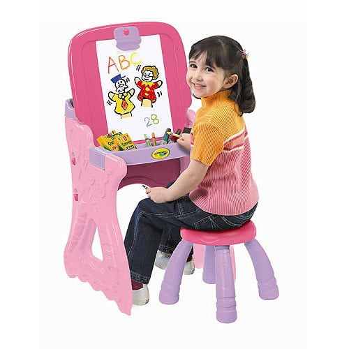 Crayola Play 'N Fold 2-in-1 Art Studio Easel $19.99