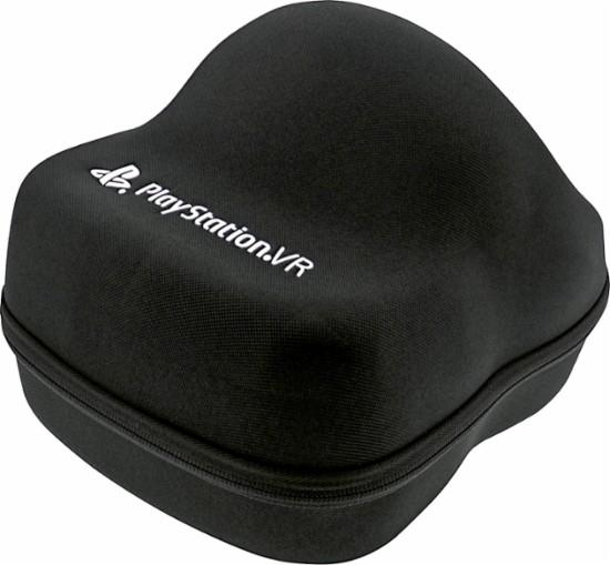 PowerA - Storage Case for PlayStation VR - Black $19.99 $19.98
