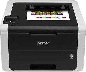 Brother - HL-3170CDW Color Laser Printer - Black $159.99 + fs