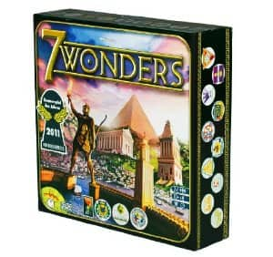 7 Wonders board game - $22.40