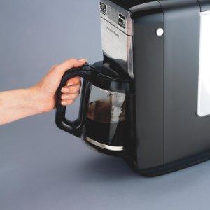Hamilton Beach 46205 12-Cup Programmable Coffee Maker $35