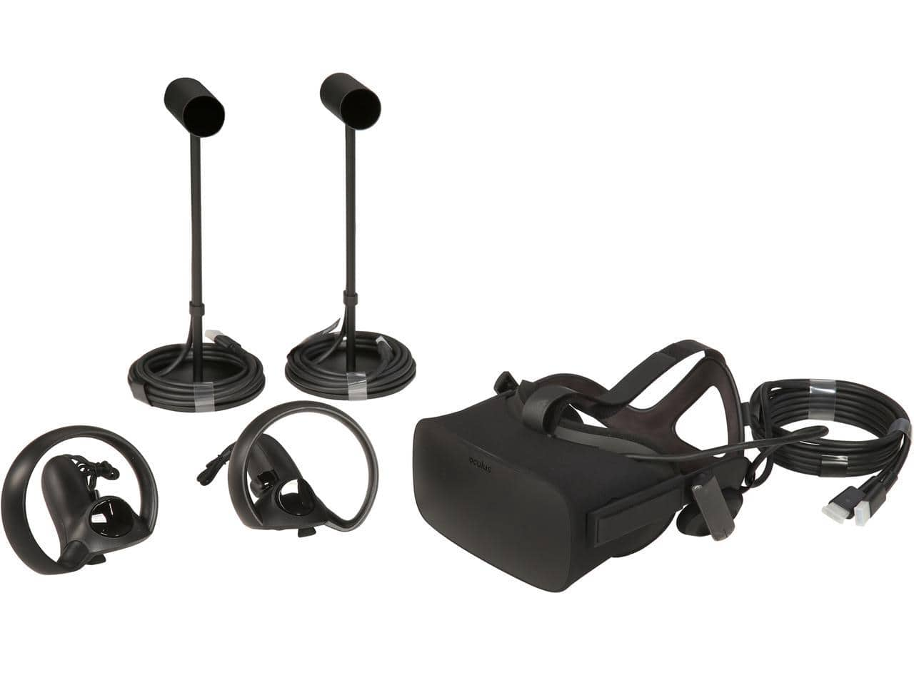 Oculus Rift + Touch $324 shipped No TAX Newegg (Masterpass $25 offer) YMMV