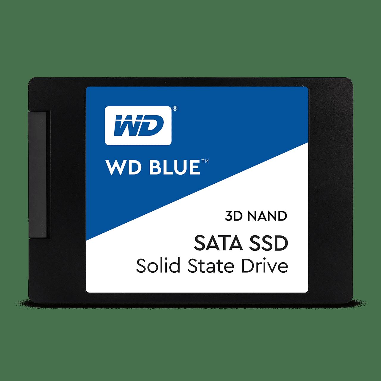 EDU email: Western Digital WD Blue SSD 1TB $74.79, 2TB $152.99 +TAX +FREESHIP