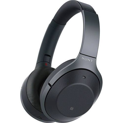 Sony Premium Noise Cancelling Wireless Headphones, Black + $50 Hulu Gift Card $240