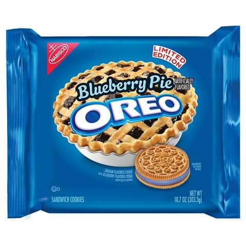 Variety of Oreo Cookie Packages $2.50 each