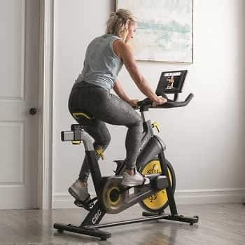ProForm Tour De France CBC Interactive Indoor Cycle With 1-Year iFit Membership Included - $299