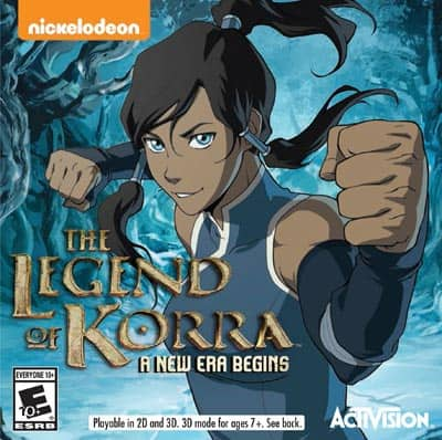 [YMMV] Walmart B&M - The Legend of Korra: A New Era Begins (Nintendo 3DS) $0.03