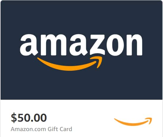 Amazon: $15 credit when you purchase $50 in Amazon Gift Cards (big YMMV)