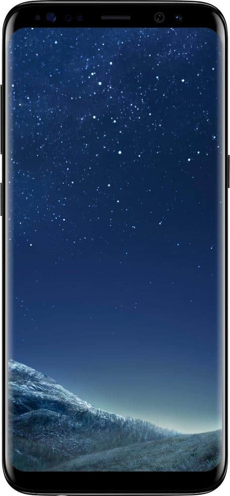 Bestbuy - Boost Mobile - Samsung Galaxy S8 64GB Prepaid Cell Phone - Midnight Black for $499.99