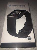Fitbit Versa - BLACK (S/L) $152.99