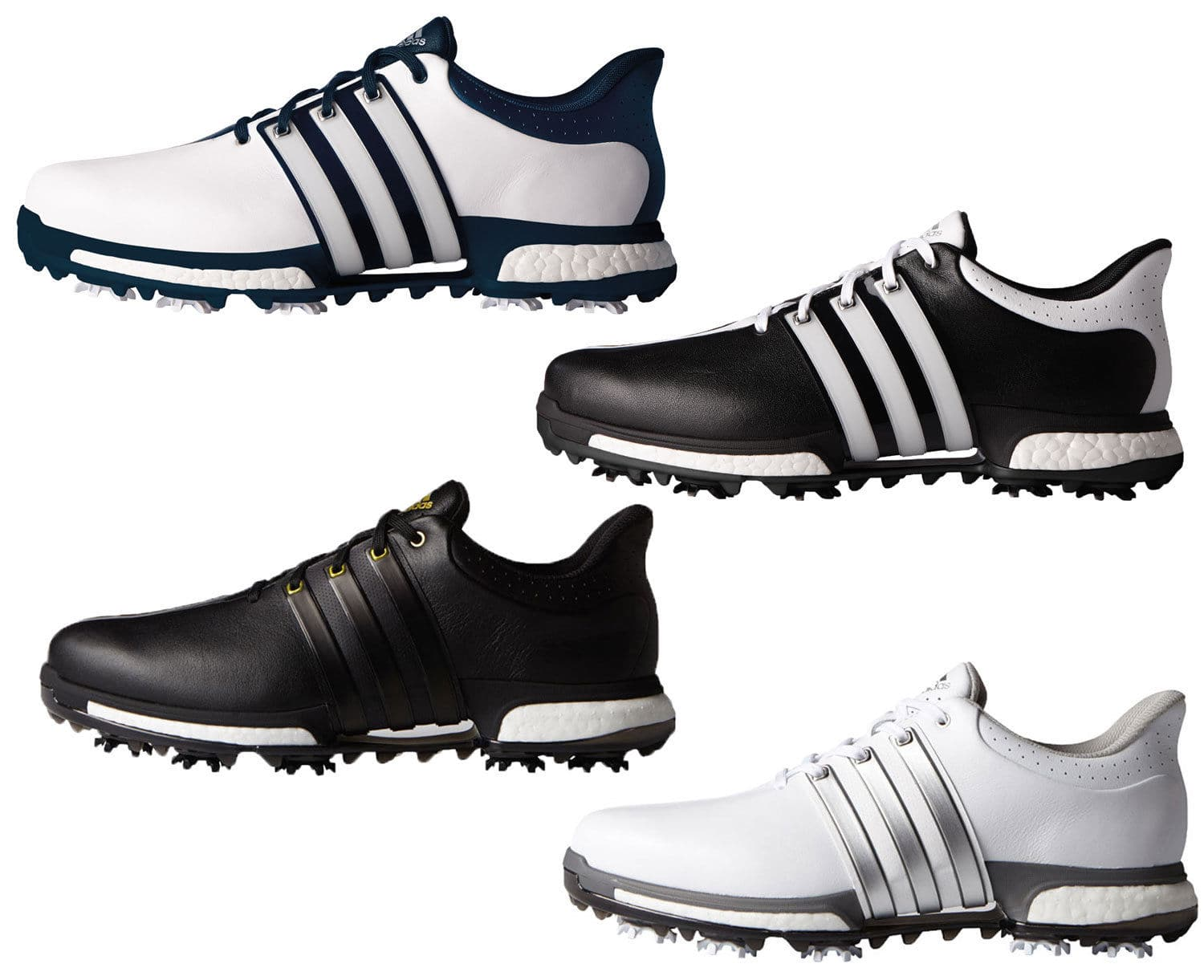 Adidas Tour 360 Boost Golf Shoes 2016 Mens New - Choose Color & Size! $113.99